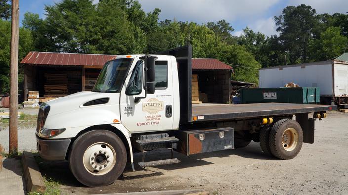 Valley Fir Lumber Truck