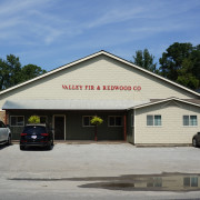 Our Office and Lumber Yard